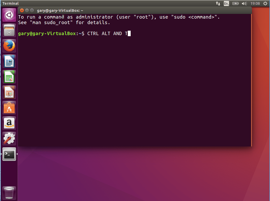 learn ubuntu terminal commands pdf