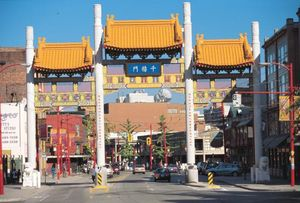 Chinatown Vancouver Shopping