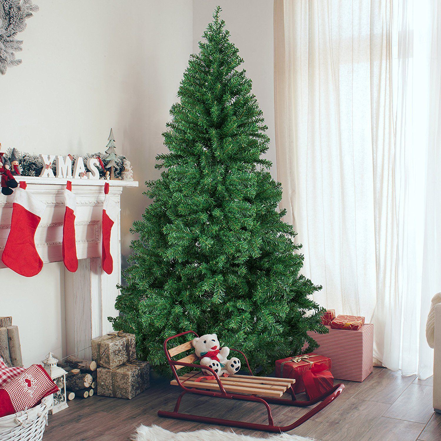 Where To Buy A Nice Artificial Christmas Tree: The 6 Best Artificial Christmas Trees To Buy In 2018