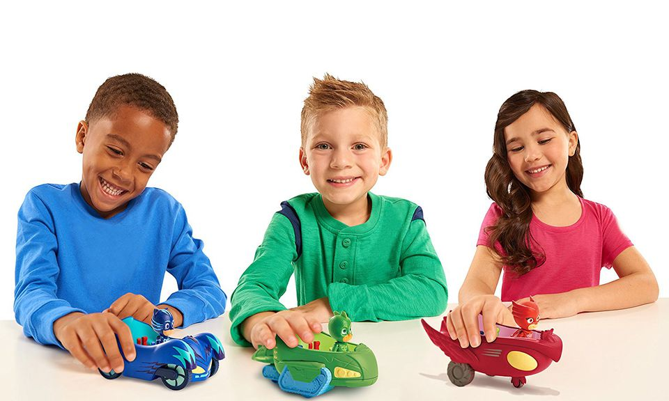 PJ Masks Toy Vehicles