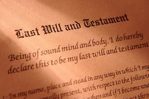 Opening a probate estate checklist 1 locate and read the decedents last will and testament solutioingenieria Gallery