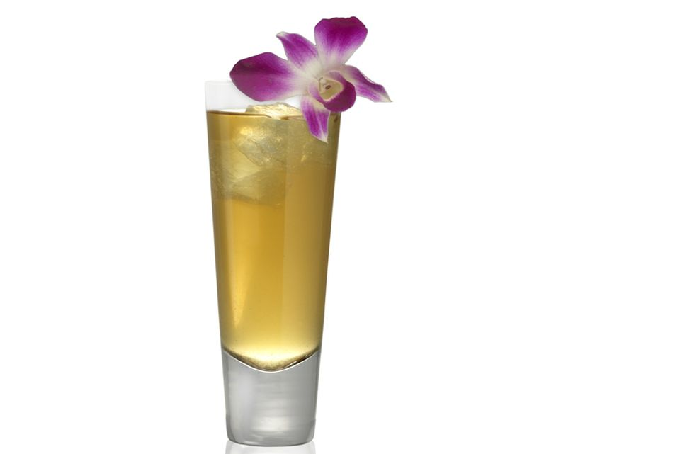 Korbel Brandy's Lei Maker Cocktail