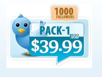 Tweet Store follower pack