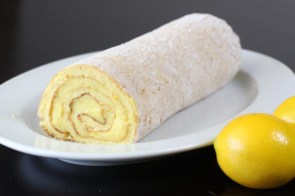 Meyer Lemon Pastry Cream