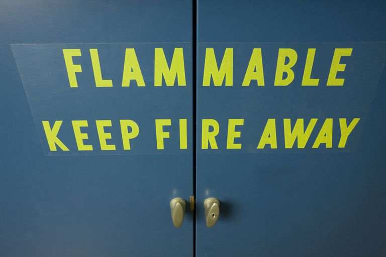 flammable and inflammable