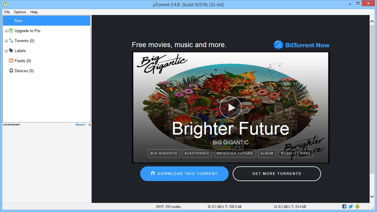 torrent download online