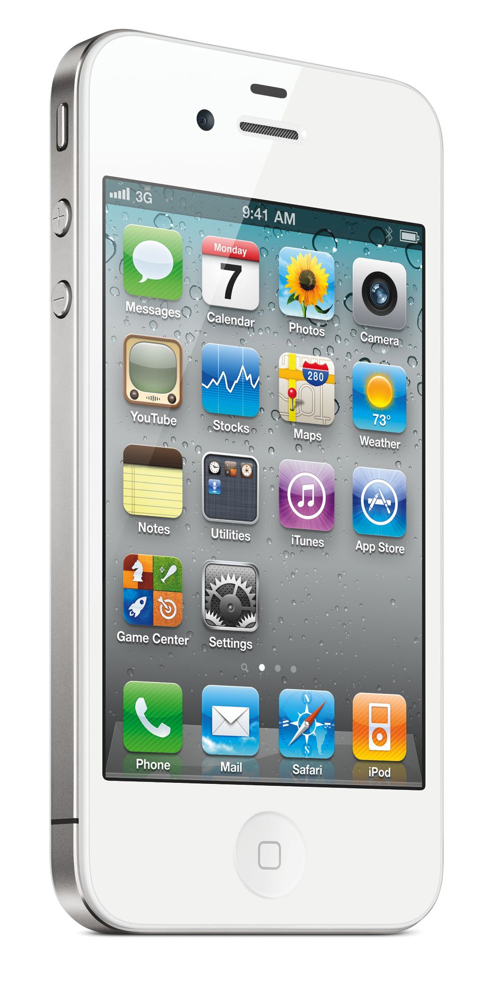 Iphone  Blanc Amazon