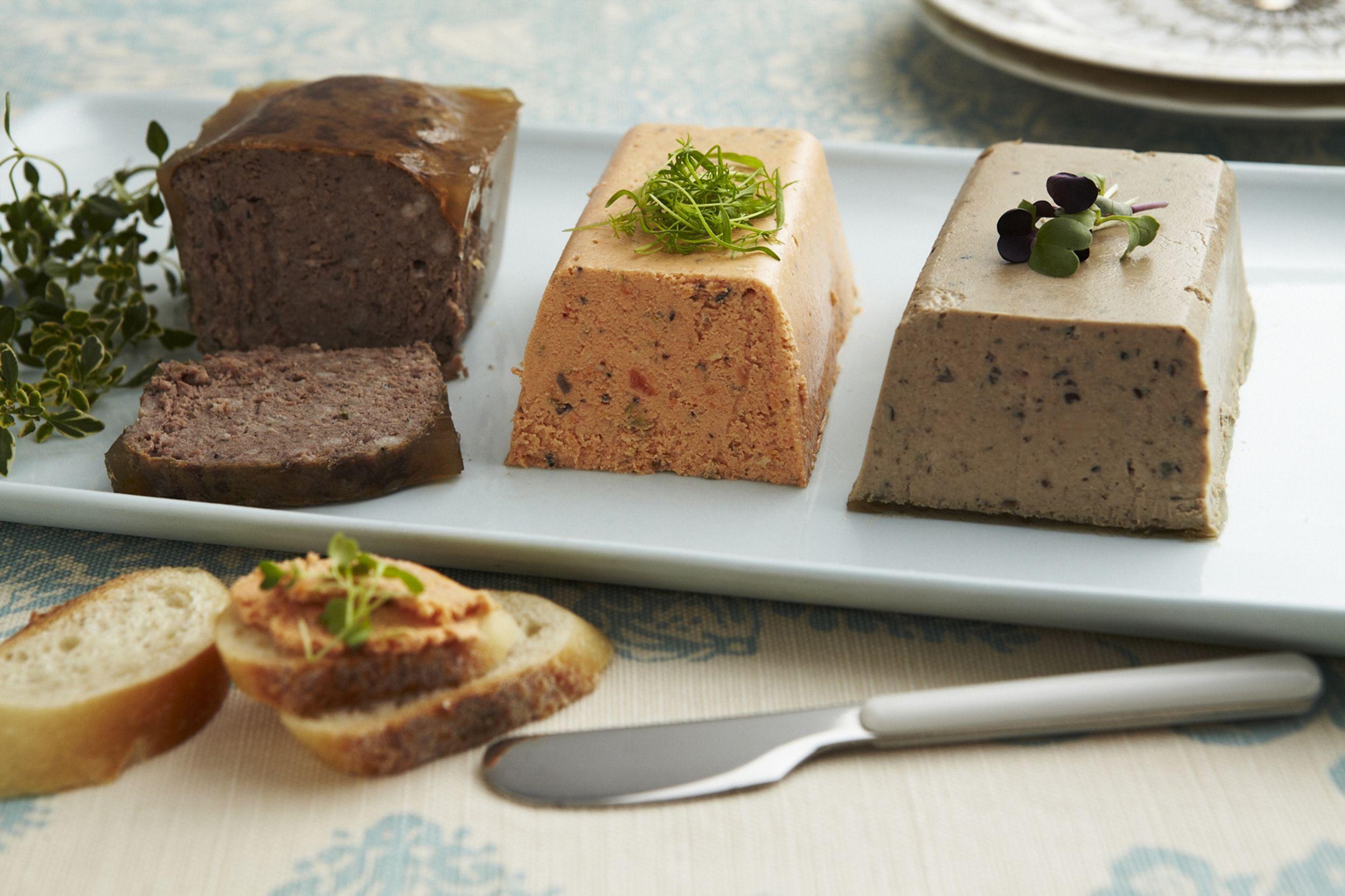 Garde manger cold kitchen foods and preservation - Garde manger fonctionnel cuisine ...