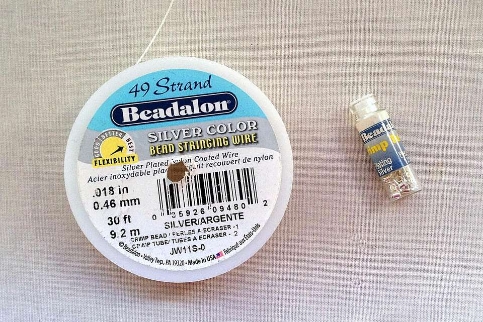 Which Size and Strength of Beading Wire Should I Use?