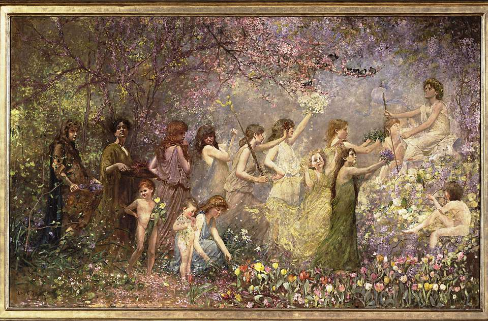 The Morse Museum's The Blossoms of Spring