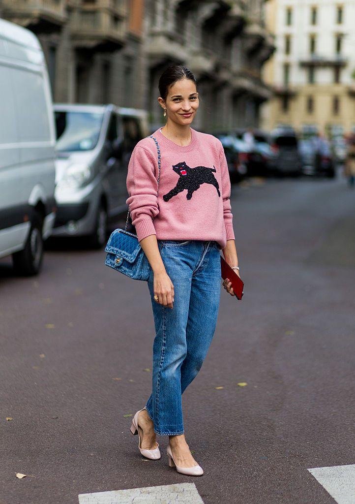 How to Wear Boyfriend Jeans - Outfit Ideas