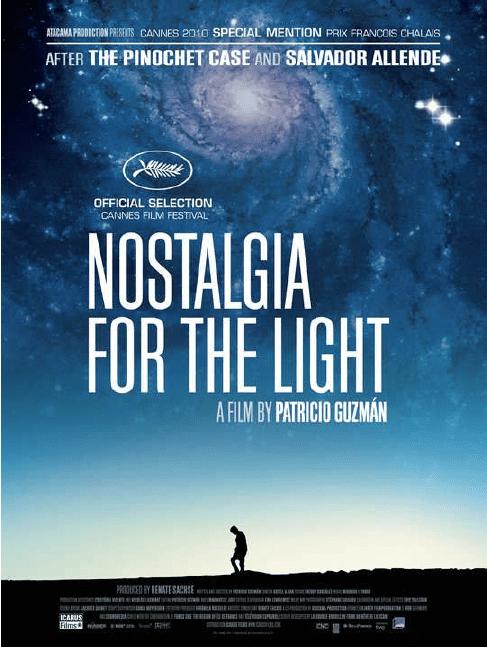 Nostalgia for the Light - Cover Art