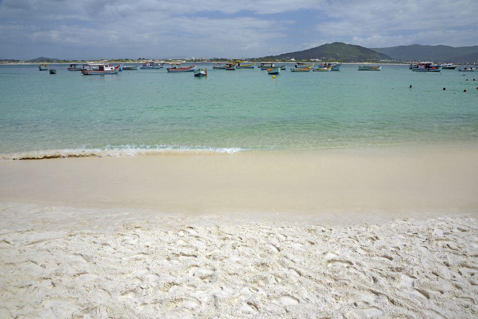 Praia da Ilha do Campeche