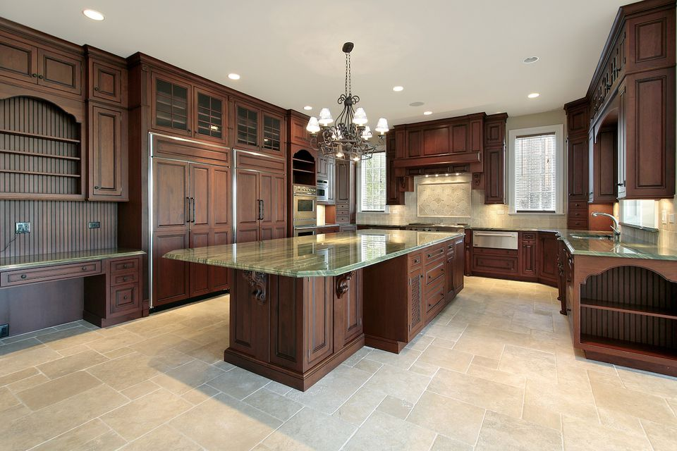 How to choose the best colors for granite countertops for Show me the color green