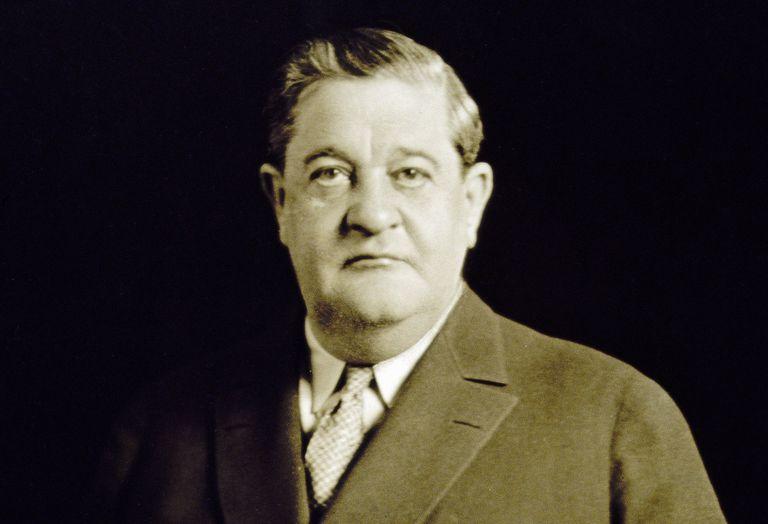 Austrian Architect Joseph Urban, c. 1922