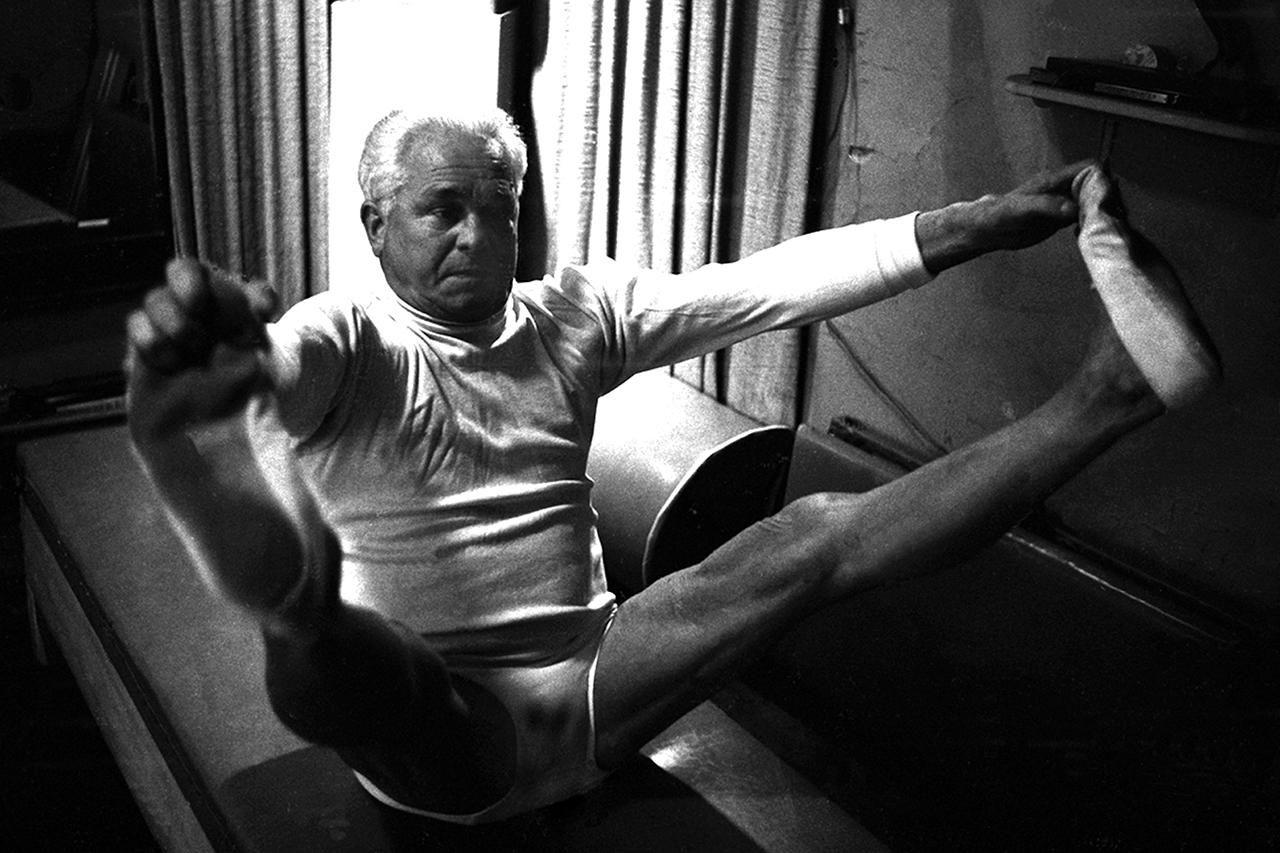 Biography Of Joseph Pilates Founder Of Pilates