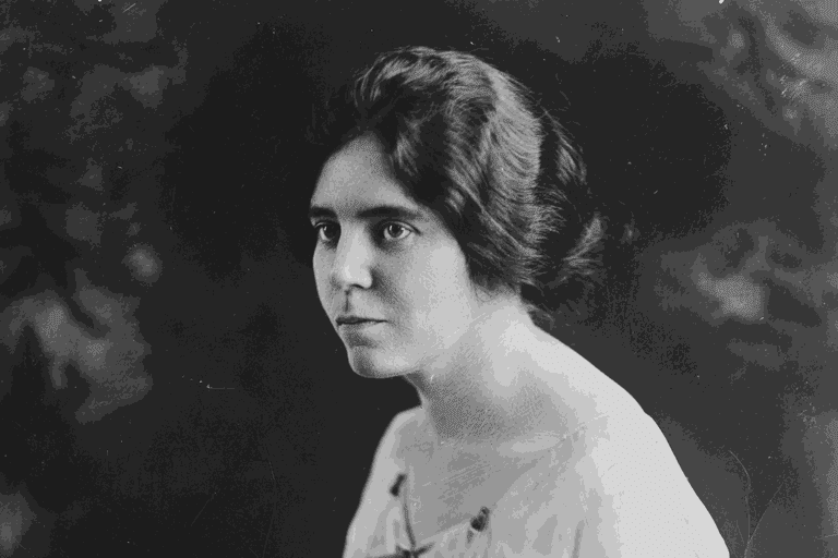 Alice Paul, about 1920