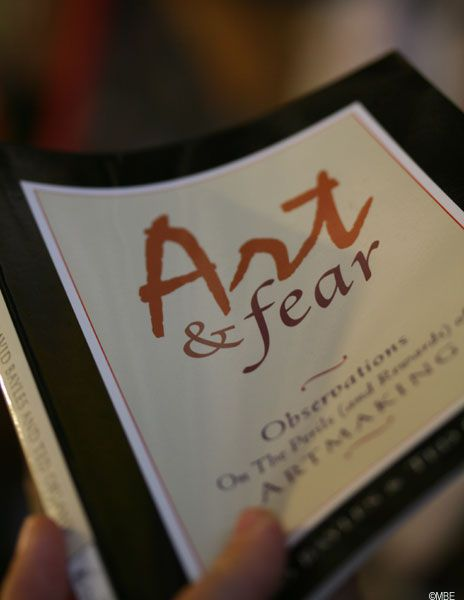 Book Review Art and Fear by David Bayles and Ted Orland