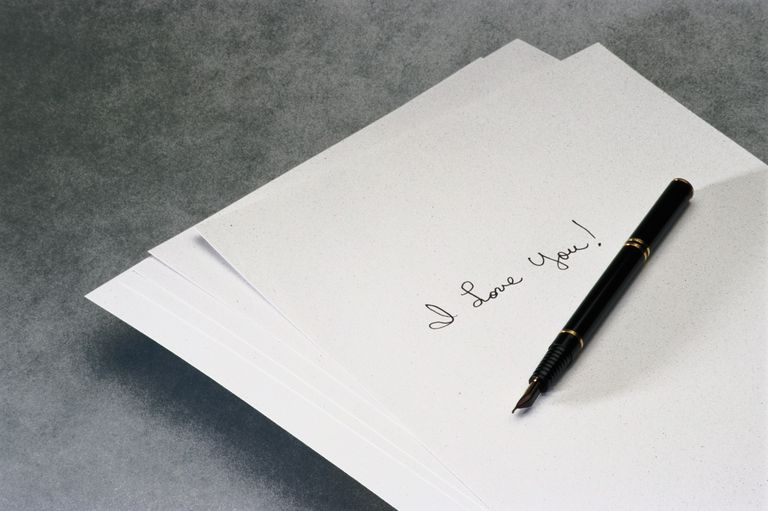 how to write a love letter to your spouse