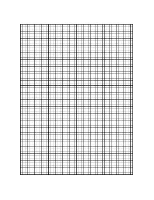 Need some graph paper? Print it!