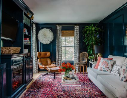 35 decorating ideas to steal from colorful homes interior decorating - Interior Decorating Ideas