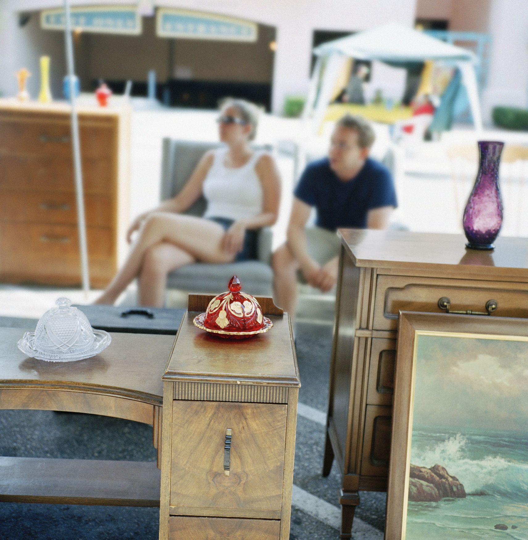 How to Get the Most Money When You Sell Used Furniture