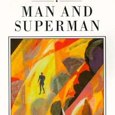 an analysis of the play man and superman and the writing style of george bernard shaw Ingrained within george bernard shaw's humorous play man and superman   of course, shaw actually did the writing—but when writing a character analysis.