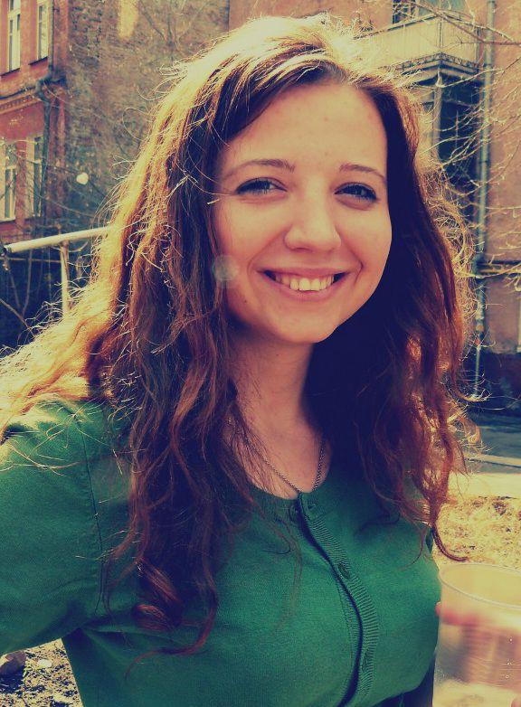 Guest writer Julie Petersen
