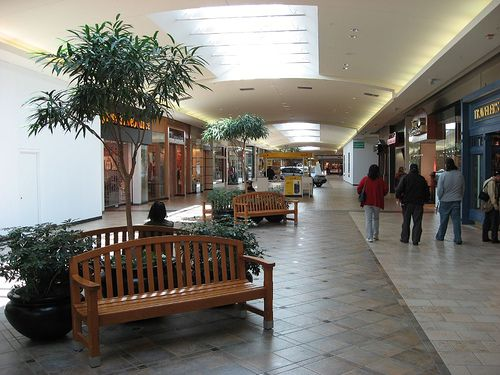 Summit Mall in Akron Ohio