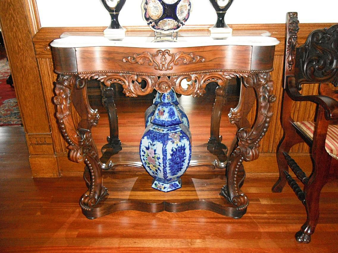 Do You Know Your Rococo Furniture? Antiques - Learning How To Date Antique Furniture