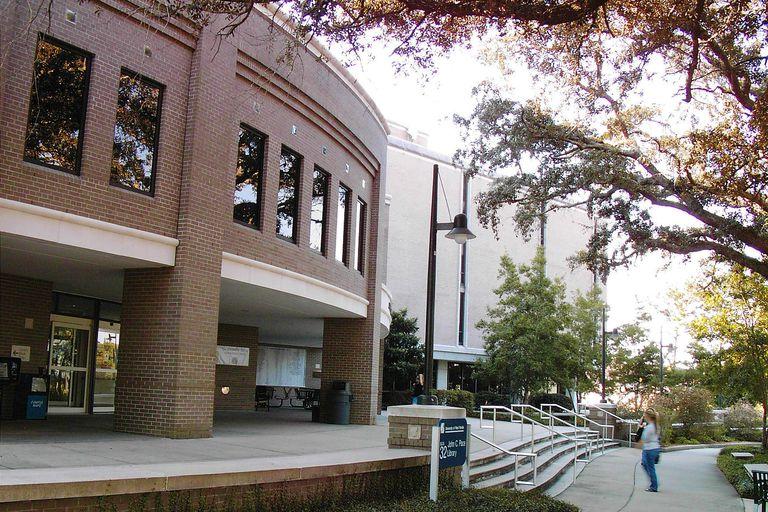 University of West Florida Library
