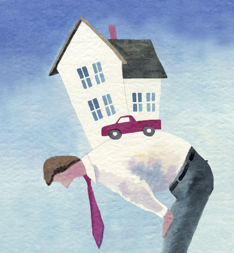 Debt Burden: House and Auto