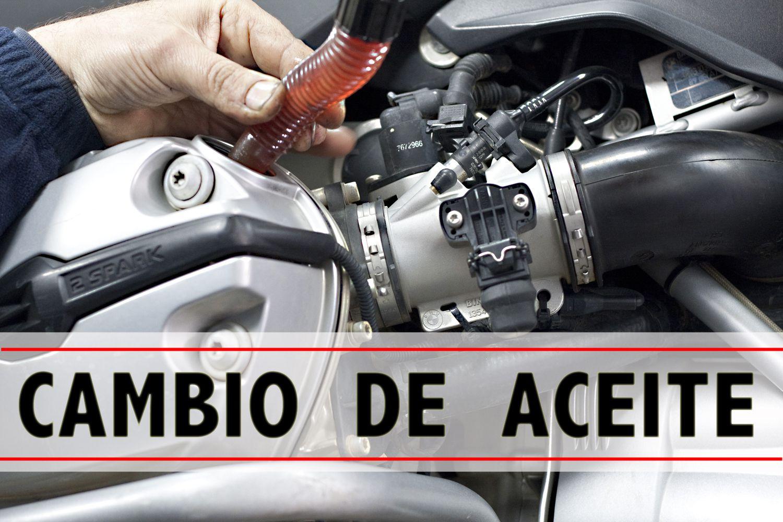 C mo cambiar el aceite del motor de tu moto - Como sacar aceite del piso ...