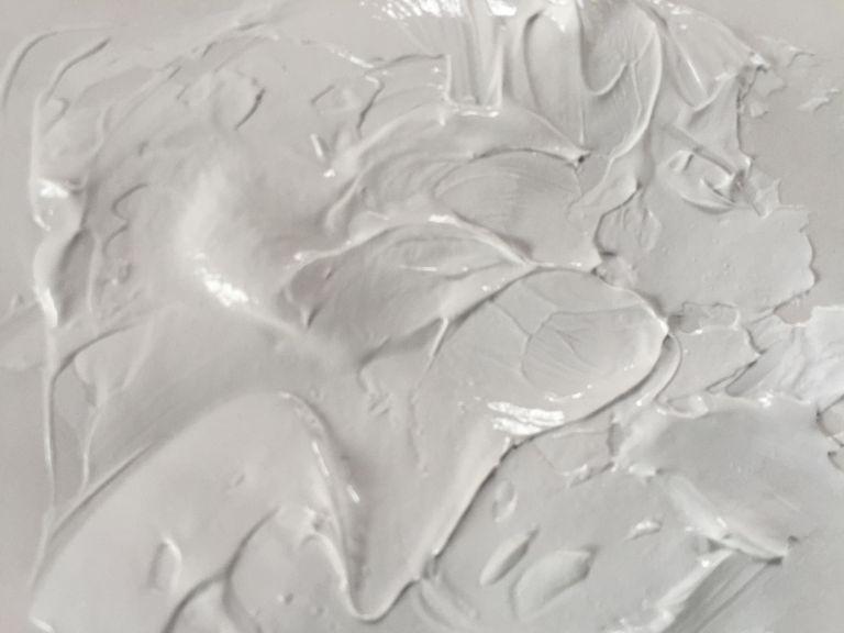 Titanium White acrylic paint