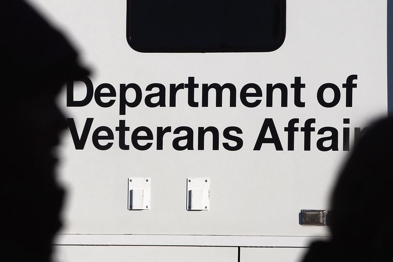 The Department of Veterans Affairs operates hospitals for military veterans.