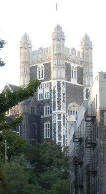 CUNY City College - Shepard Hall