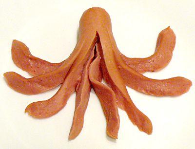 hot dog octopus recipe frankfurter weiner receipt franks sausages