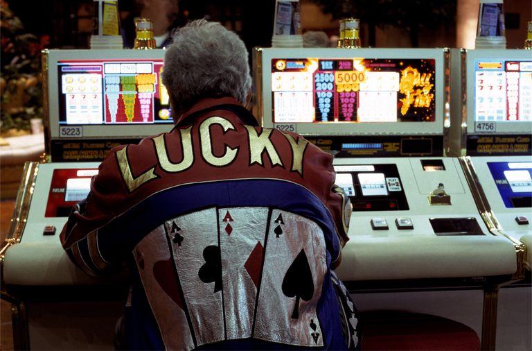 Slot Machines At MGM