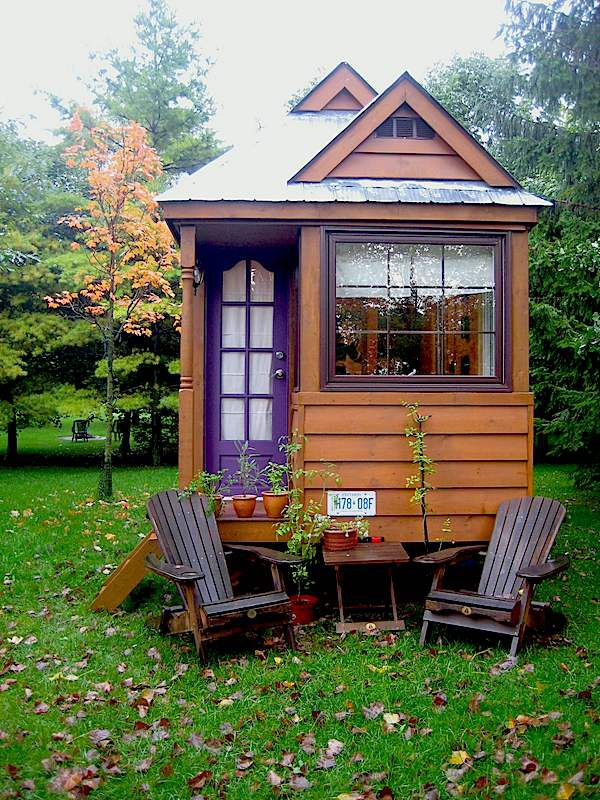 6 beautifully designed tiny homes - Beautifully Designed Homes