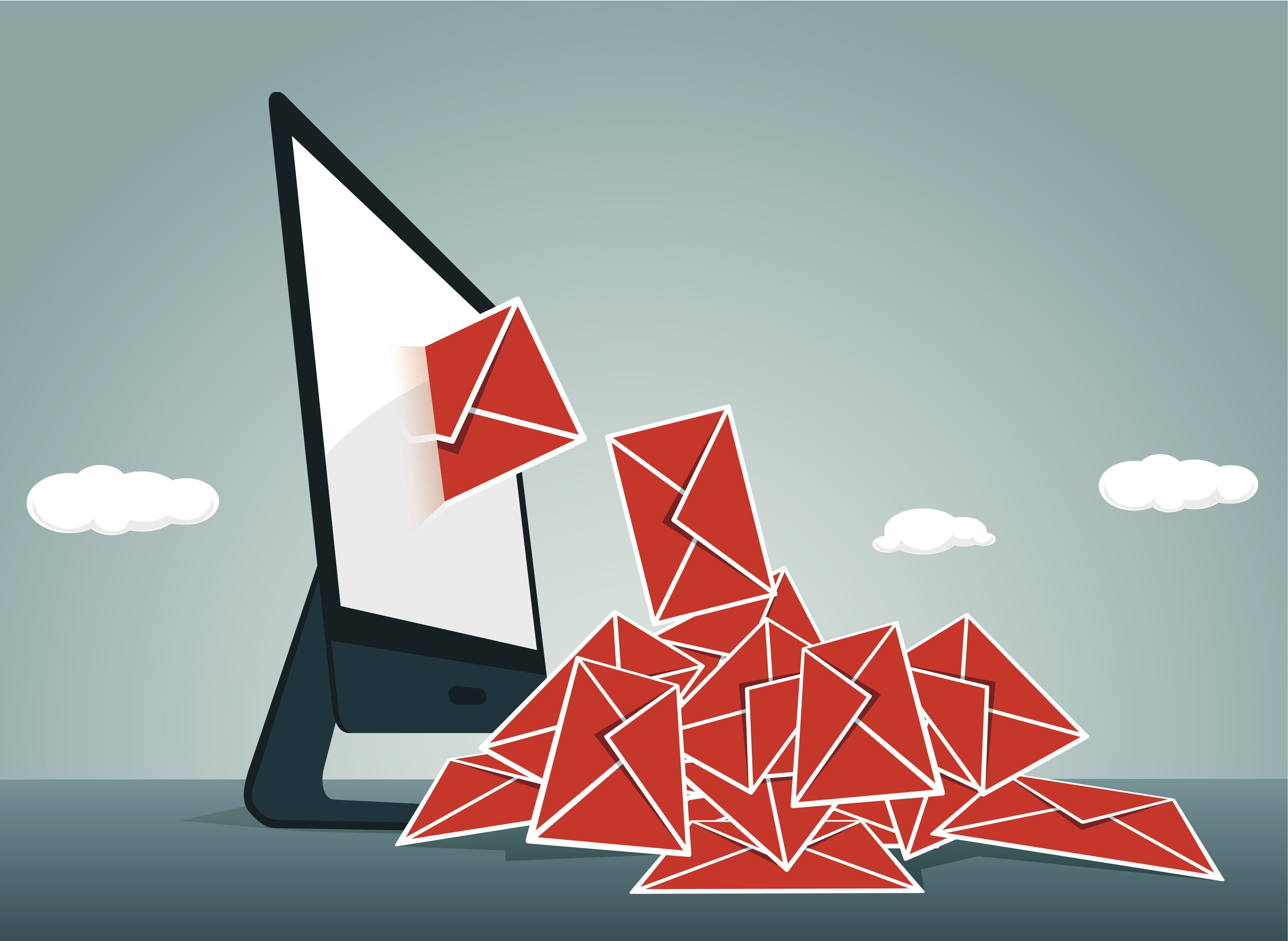 how to change email background in gmail