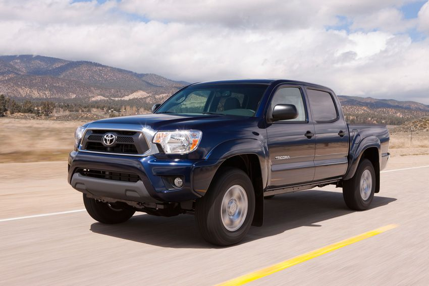 Pickup Trucks with Best Resale Value