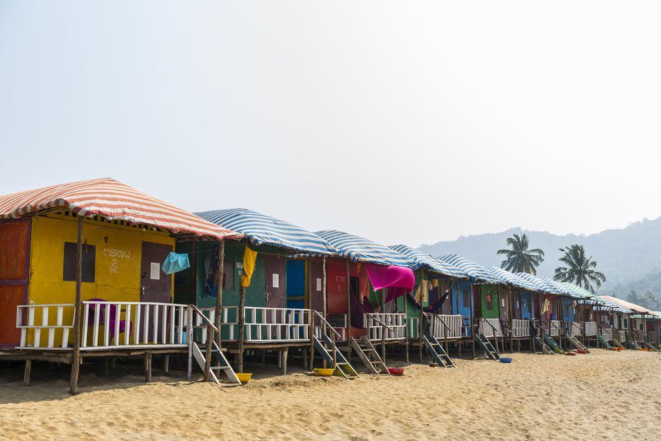 Agonda beach, Goa.