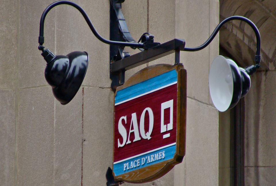 What is the SAQ? It's Quebec's official liquor store.