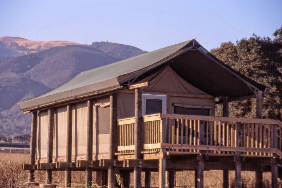 Tent Cabin at Vision Quest Safari