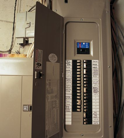 Electrical Service Panel: Basics For Homeowners