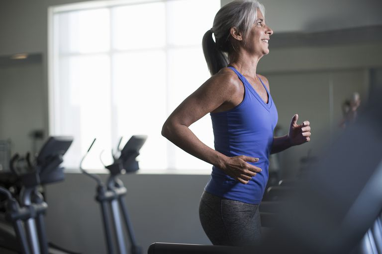 Fight for Your Fitness in Menopause