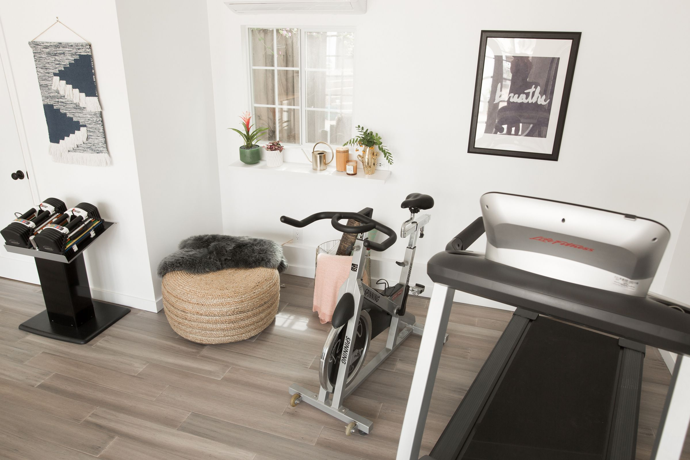Home Gym Design: 29 Creative Home Gyms Ideas