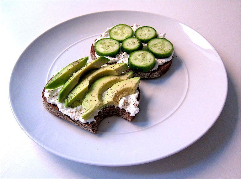 Pumpernickel Morning Toast