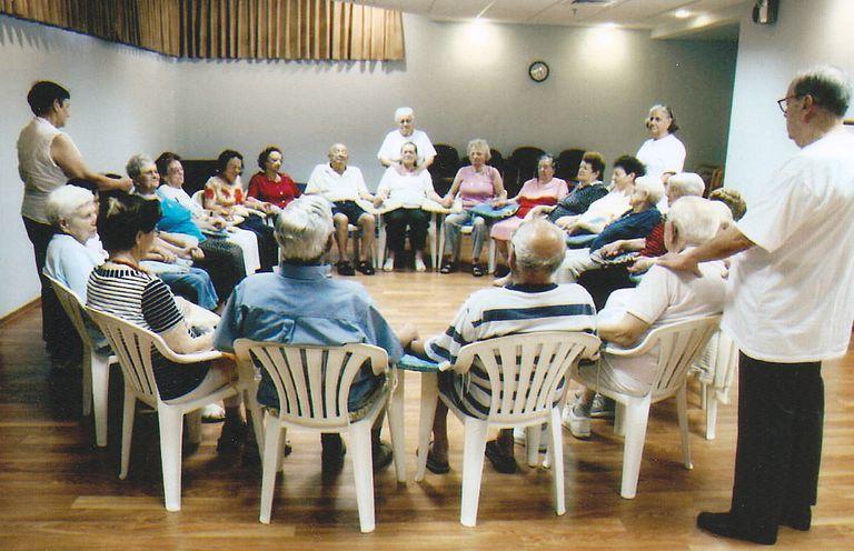 Reiki circle photo
