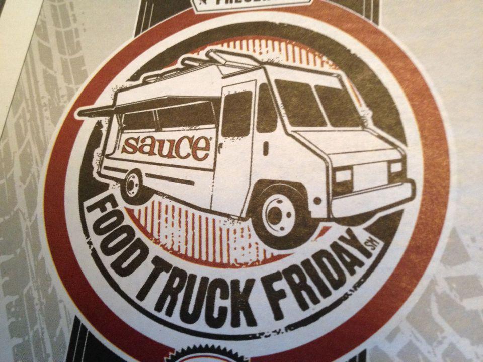 food truck friday logo